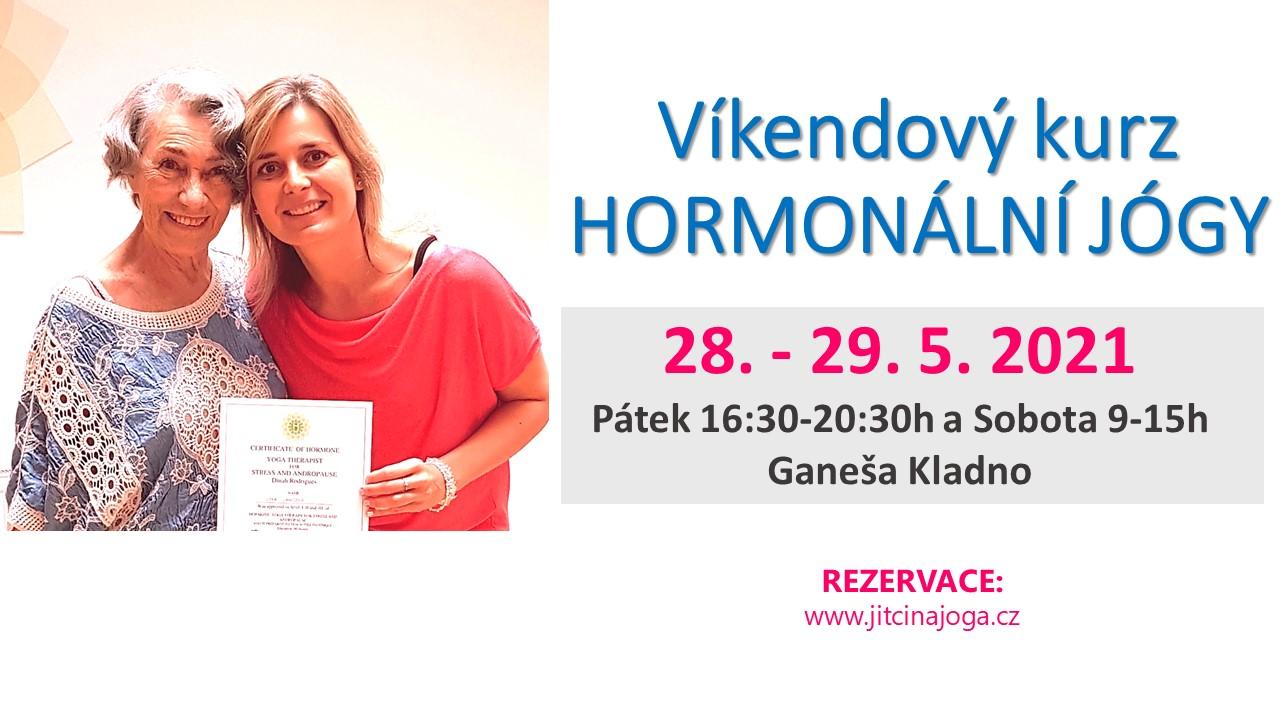 Hormonální jóga - Kladno
