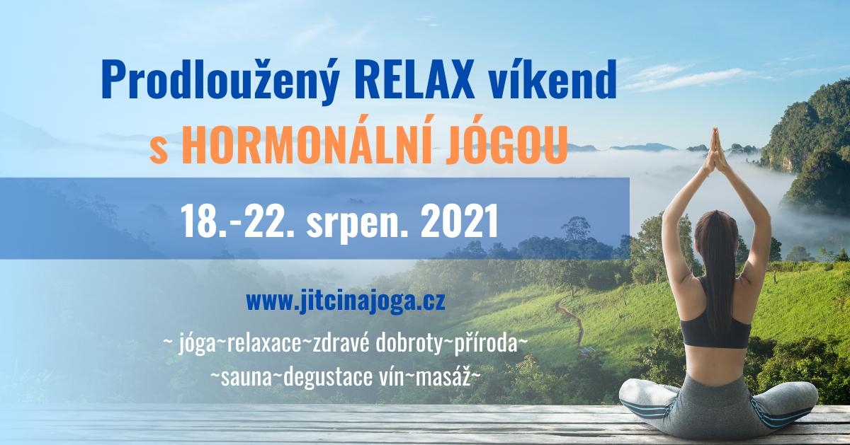 Prodloužený RELAX víkend s Hormonální jógou