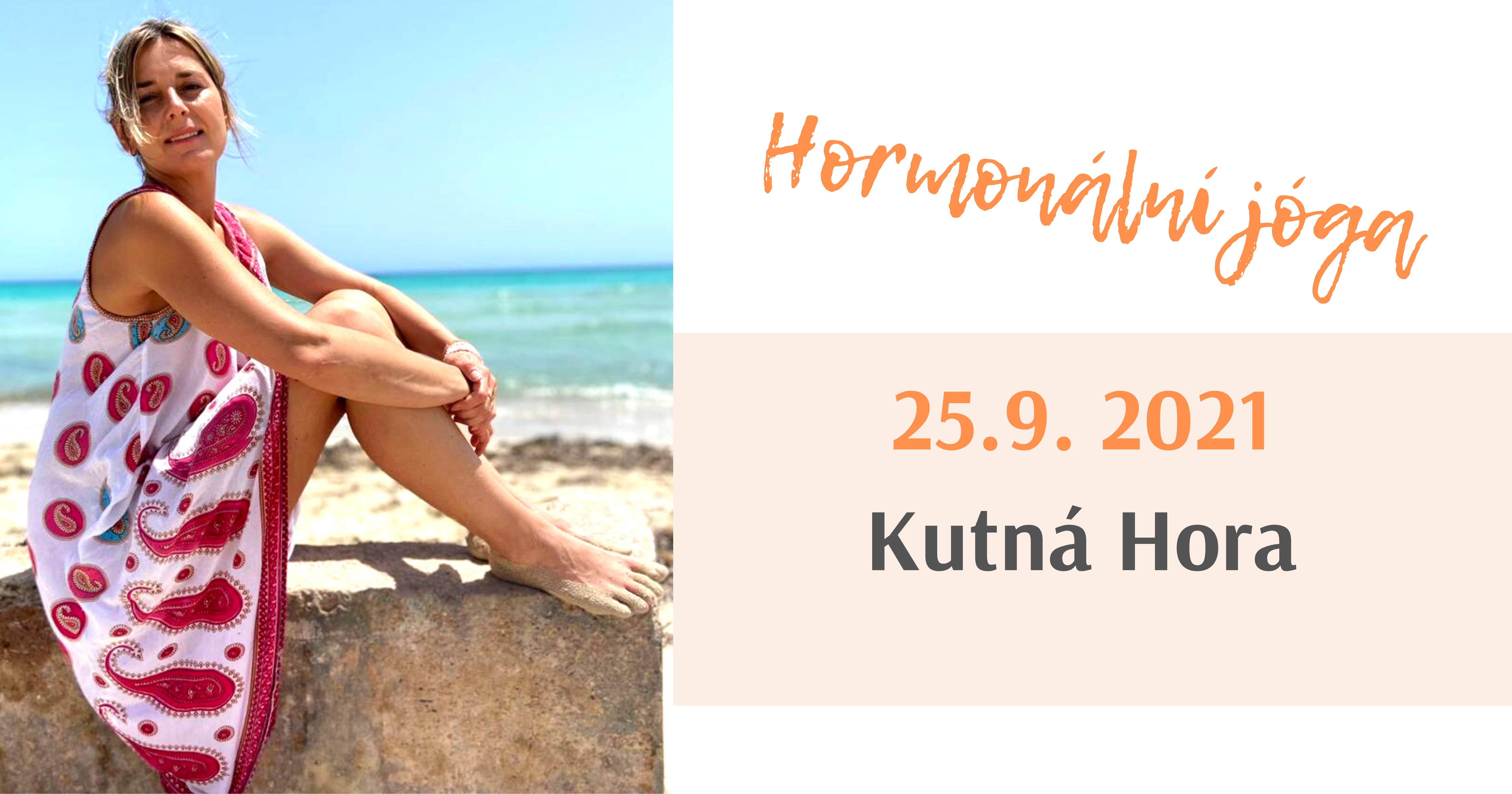 Jednodenní kurz Hormonální jógy - Kutná Hora