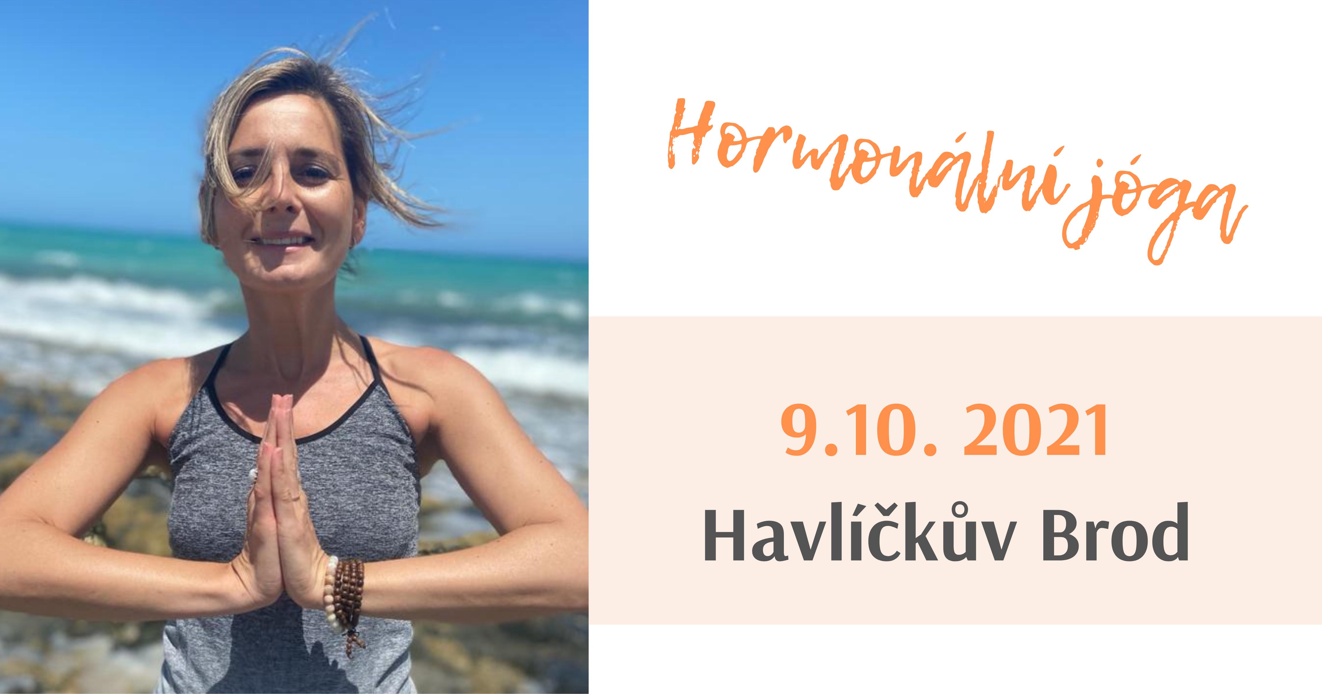 Jednodenní kurz Hormonální jógy - Havlíčkův Brod